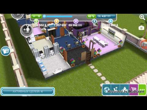 #8 The Sims Freeplay💖 Переезд