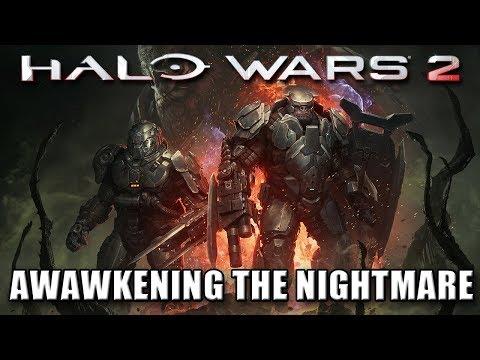 Halo Wars 2 Story Breakdown - Awakening the Nightmare