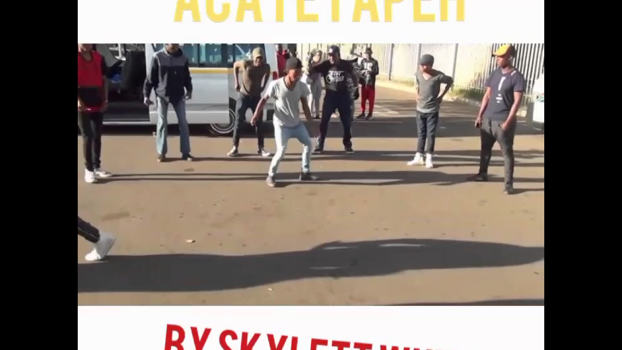 SOUTH AFRICAN DANCE MOVES 2017 (VIRAL VIDEO)