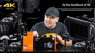 Sony a7s II + Sony Vario Tessar T* FE 24-70mm F4 ZA OSS Lens Unboxing & Initial Impressions