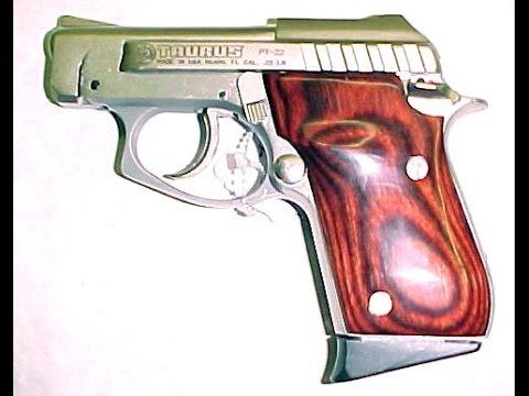 Taurus PT-22 Pocket Pistol