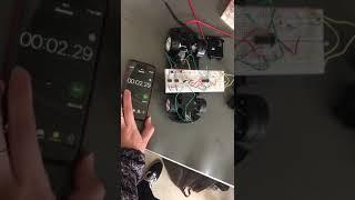 EE333 Laser Car Control Prototype (Back Wheel)