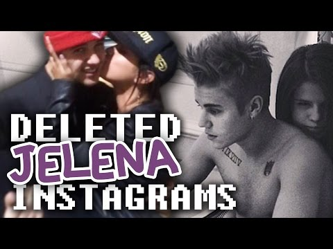 9 Selena Gomez Pics Justin Bieber Posted & Deleted on Instagram