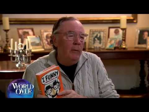 World Over - 2014-05-29 -- Mega-bestselling author James Patterson with Raymond Arroyo