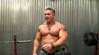 Andy Haman 600 lb bench press