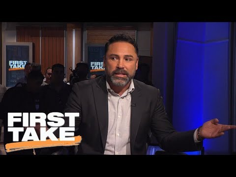 Canelo, GGG And Oscar De La Hoya Talk Upcoming Fight | First Take | June 21, 2017