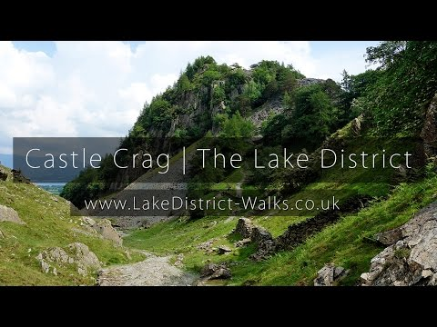 Lake District Walks: Castle Crag | Borrowdale (4K/UHD)