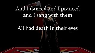 Iron Maiden - Dance Of Death instrumental cover with lyrics