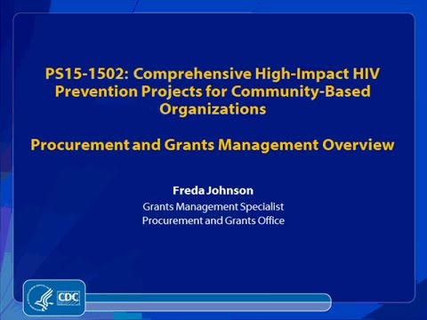 Grants Management Overview