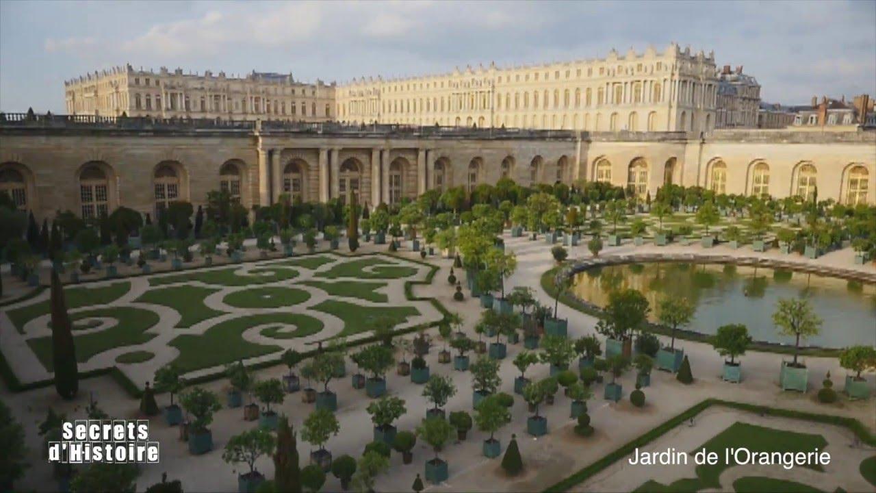 Secrets d 39 histoire ch teau de versailles youtube - Jardin de versailles histoire des arts ...