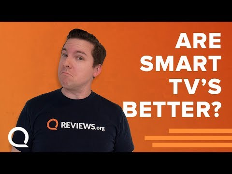 Are Smart TVs Worth It? Why Are They So Popular?