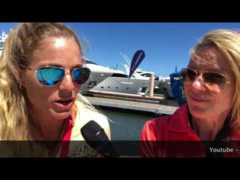 Palm Beach International Boat Show 2018 With Skipper's Review TV