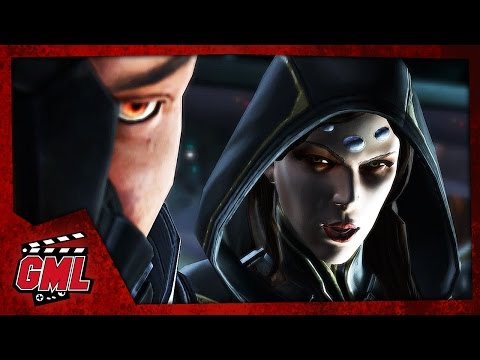 STAR WARS : The Old Republic - KNIGHTS OF THE FALLEN EMPIRE (chapitre 10-16) - Film complet Français