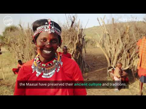 Spending time with Kenya's Maasai Warriors