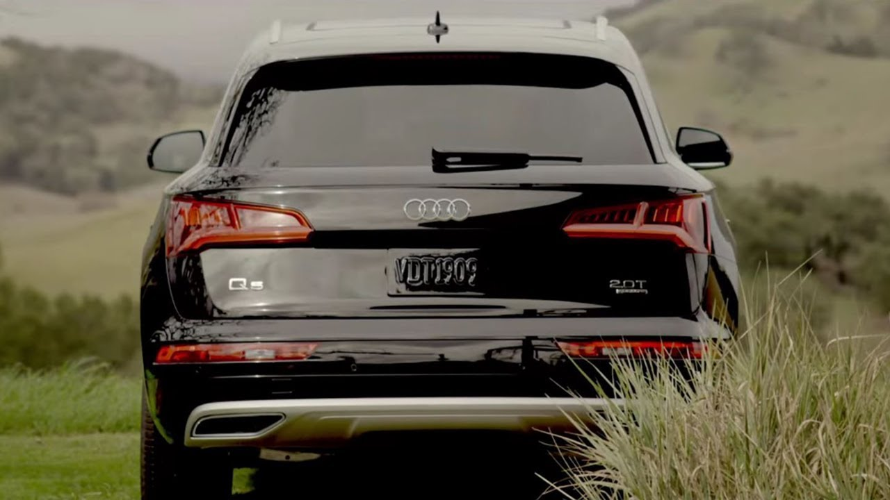 2018 Audi Q5: Overview - YouTube