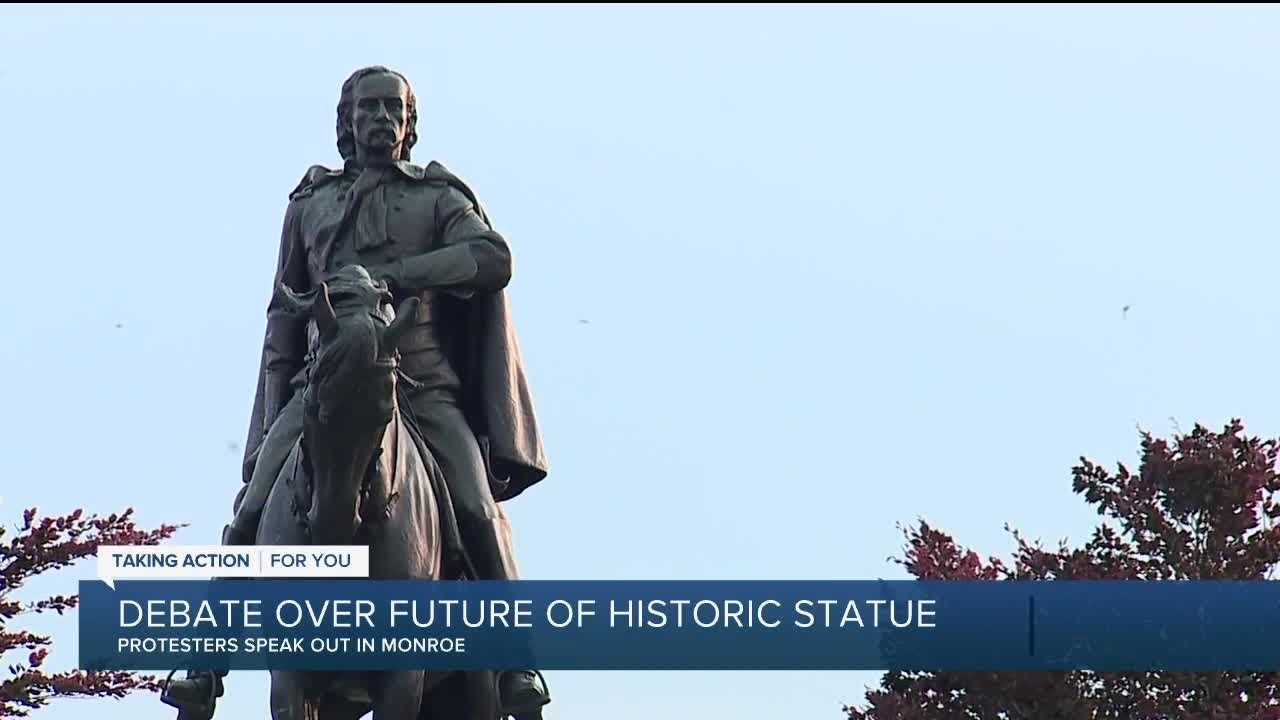Statue Controversy - Found: A Letter From Frederick