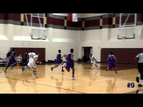 Auquan Holmes (Basketball Highlights)