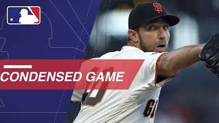 Condensed Game: SD@SF - 6/21/18
