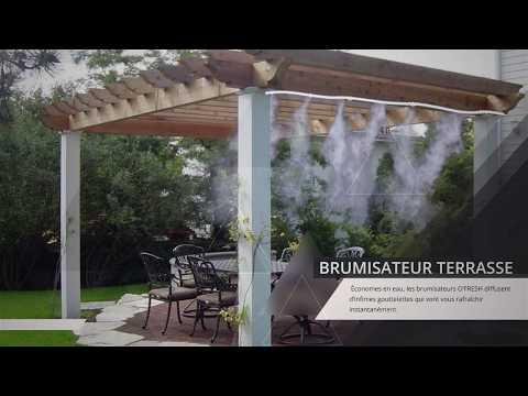 Ventilateur Brumisateur Interieur Decouvrir O Fresh En 2020