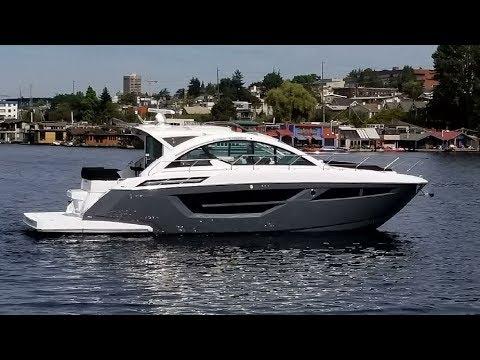 2018 Cruisers Yachts 50 Cantius by David Inglis
