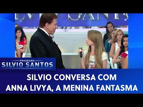 Relembre: Silvio Conversa Com Anna Livya, A Menina Fantasma | Câmeras Escondidas (29/05/20)