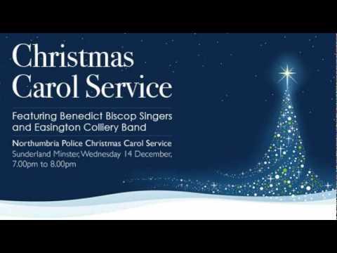 While Shepherds Watch / Sweet Chiming Bells  (Christmas Carol Service 2011)