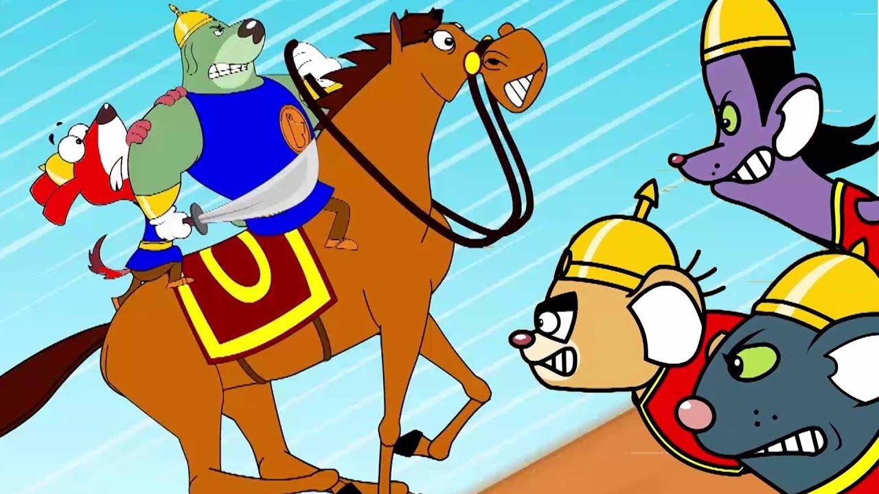 Rat-A-Tat |'Hungry Major + Mice Brothers Kingdom +More Cartoons'| Chotoonz Kids Funny Cartoon Videos