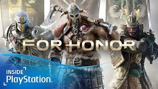 For Honor: Alpha-Gameplay - So funktioniert der Multiplayer