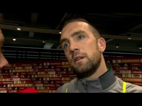 Wales v Republic of Ireland - post-match interview - Shane Duffy (9/10/17)