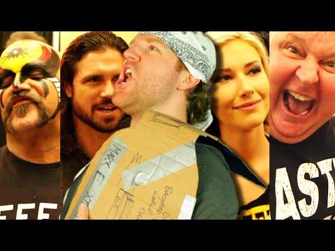 FUTURE WWE LEGEND INVADES WRESTLEMANIA WEEKEND