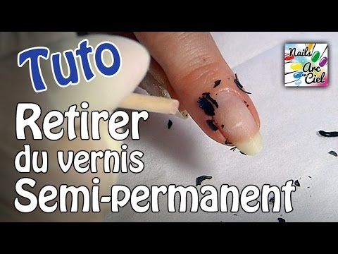 astuce retirer son vernis semi permanent en 20 minutes youtube. Black Bedroom Furniture Sets. Home Design Ideas
