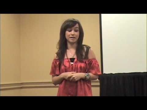 Danielle harris talks about halloween 2 mashpedia video for Danielle harris tattoos