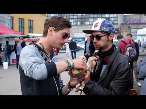 Tallinn Street Food Festival & TaDaa! Festival 2016