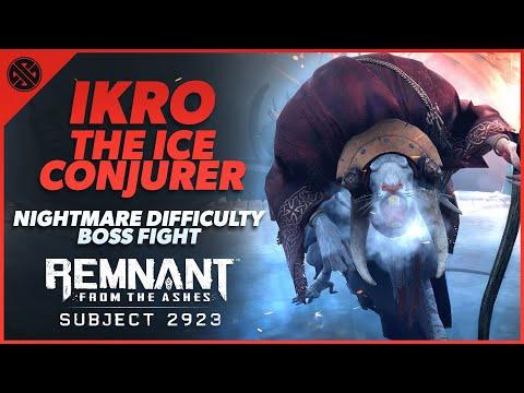 Ikro The Ice