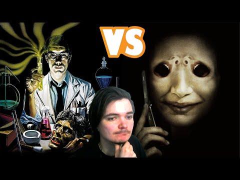 Маргинал выбирает лучший хоррор | Топ 512 фильмов ужасов