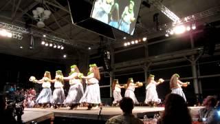 KaHulaHou 2013- Ke`ala `O Kamailelauli`ili`i & Manawaiopuna Round 5