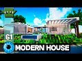 Minecraft Modern House Showcase 61 /w SmithersBoss