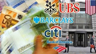 Forex fixing scandal: banks fined $6 billion for rigging foreigh exchange - TomoNews