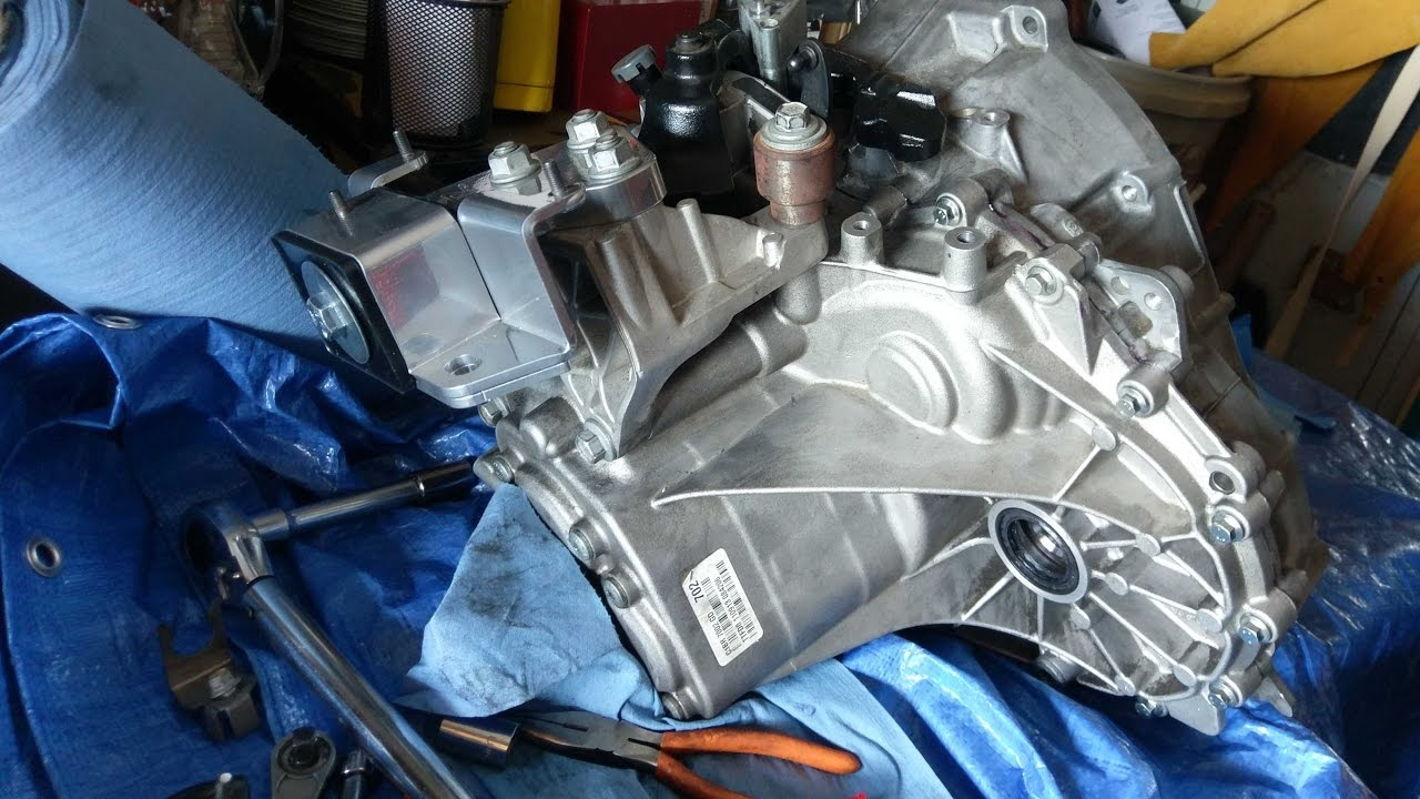 Project Fiesta St Transmission Reassembly Part 3 Youtube