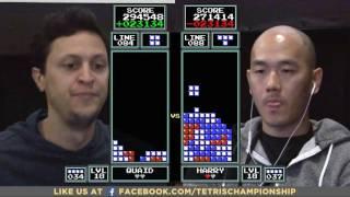 Top 8 - 2016 Classic Tetris World Championship