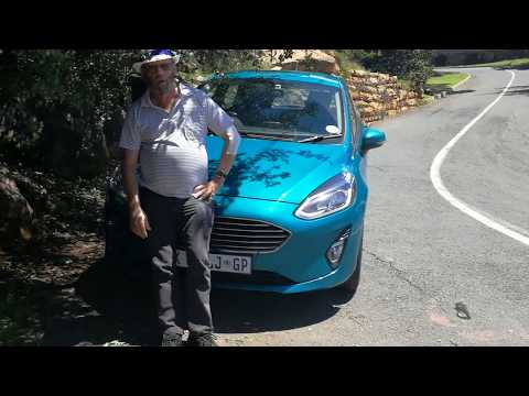 Ford Fiesta 1.0 Titanium Auto Test Review