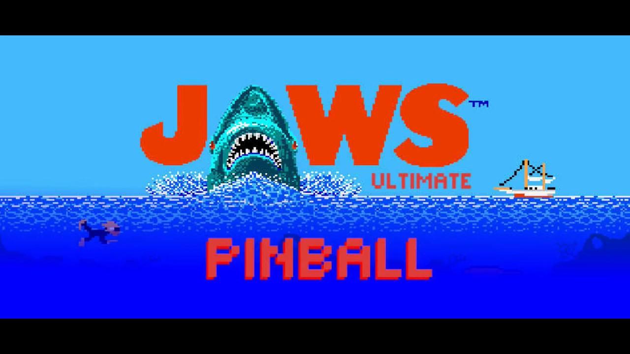 Pinball construction set - Jaws Pinball Bonus Video Game Mode