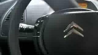 C4 steering wheel