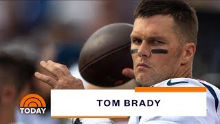 Tom Brady Talks About Football And Fatherhood On 'In The Room' | TODAY