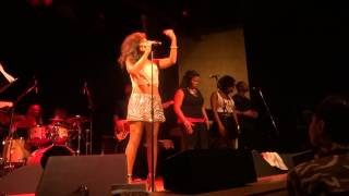 "Chante Moore ""Jesus I Want You"" LIVE - Yoshi"