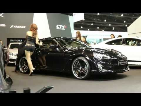 Benz NK @ Bangkok International Auto Salon 2013