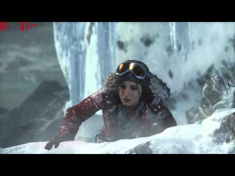 Rise Of The Tomb Raider MSI R7 370 4gb High Settings 1080p GamePlay
