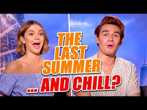 who is kj apa dating in real life 2018