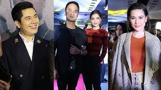ABS CBN, GMA 7 stars join forces for Goyo: Ang Batang Heneral premiere