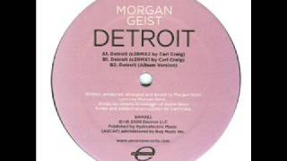 Morgan Geist - Detroit (c2 Remix 1)